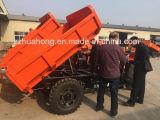 Carro elétrico de fabricação do triciclo para o carro para a venda, motocicleta do triciclo do veículo com rodas da carga/diesel três
