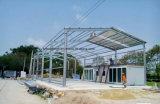 Горячий пакгауз стальной структуры света сбывания с высоким качеством