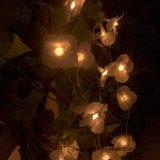 Dekoratives IP44 LED Weihnachtsfeiertags-Festival-Vorhang-Licht