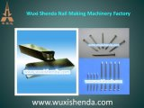 Alto chiodo comune ampiamente usato efficiente, chiodo concreto che fa macchinario
