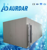 Холодильник быстро замерзать для замороженных выкружки рыб или продуктов моря шримса
