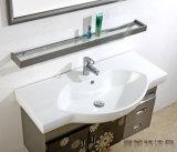 Шкаф и тщета ванной комнаты нержавеющей стали с шарнирами конца нежности