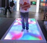 Venta caliente P16 LED LED piso de baile pantalla