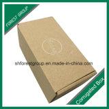 출하를 위한 골판지 우송 상자를 인쇄하는 Flexo