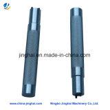 Изготовленный на заказ ключ Alumimium ручки Knurling
