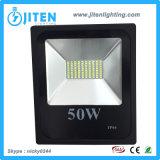 Éclairage LED pour le boîtier en aluminium de lumière d'inondation du tunnel 50W SMD