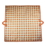 PE покрывая многофункциональный мешок хранения циновки пикника малышей с Playmat (GSA8067)