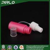 30ml 1ozピンクカラーペットプラスチックスプレーのびんのふたが付いている空の詰め替え式の装飾的な香水スプレーのびん30mlのプラスチックびん