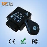 Сигнал тревоги автомобиля OBD GPS Bluetooth диагностический с регистратором данных и батареей (TK228-ER)