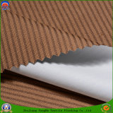 Matéria têxtil Home tela impermeável tecida do escurecimento do poliéster para a cortina e o sofá