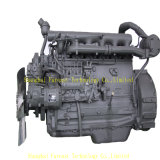 Motor diesel de Deutz Mwm Tbd226b-3/Tbd226b-4 /Tbd226b-6 con los recambios de Deutz