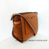 Borse della pelle scamosciata dell'unità di elaborazione delle donne di Fishon del progettista del fornitore della Cina (NMDK-042803)