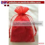 Presente de casamento romântico das rosas de seda do dia dos Valentim das pétalas de Rosa (W2029)