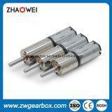 3V kleine Motoren met drijfwerk voor Medische Apparatuur