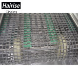 Flat Wire Food Cooling Food Grade Stainless Steel Belt Conveyer