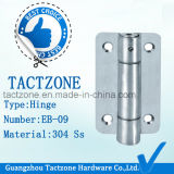 Cerniera di portello della molla del hardware del divisorio della toletta dell'acciaio inossidabile del commercio all'ingrosso 304