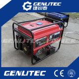 Gerador de gasolina portátil de 1kw a 8kw com 100% de alternador de cobre