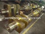 30CrMoV9 (1.7707, 30KH3MF) schmiedete Schmieden-Ring-Gang-Zahntrieb-Welle-die flachen runde Stab-Hülsen-Büsche, die Stab-Shellzylinder der Platten-Platte-Block-Rohr-Gefäße hohlen mit Büschen bepflanzen