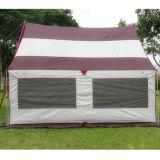 Die im Freien kampierende geräumige Luft-Permeabilität imprägniern kampierendes Zelt der Leute-5-6