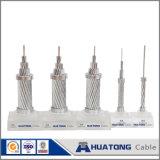 Linha de transmissão aérea cabo de alumínio do condutor AAAC 25mm 240mm 500mm
