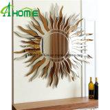 装飾的なフレームの浴室円形ミラーの工場価格のベニス風の壁ミラー