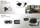 Fahrzeug-Radio in Digital und im analogen Modus, GPS-Mobile-Radio