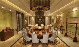 Muebles de cena de madera del roble de Foshan