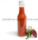 De Azijn van Hotsale en de Fles van de Saus van de Spaanse peper