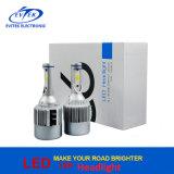 自動車部品すべての車のための高く明るい36W 3800lm 6000k LEDのヘッドライトC6 H15 LEDのヘッドライト