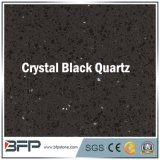 Laje fina de pedra artificial de lustro de superfície de quartzo do tamanho o maior