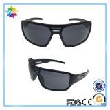Le bâti en plastique de mode neuve polarisé folâtre des lunettes de soleil