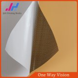 Window Covering Glass Sticker One Way Vision Mesh
