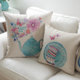Валик дешевого хлопка Linen для живущий комнаты