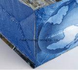 Bolso de la maneta de la tela de los PP con la impresión modificada para requisitos particulares (YYNWB068)