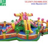Aufblasbarer Drache-Spielplatz, riesiges aufblasbares Funcity Spiel (BJ-FU04)