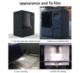 Machine van de Druk van de Hars van de Hoge Precisie van de Grootte van de fabriek de Grote Industriële 3D