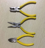Alicates, cortando los alicates, herramientas de la mano