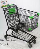100L América Estilo Carrinho de Compras