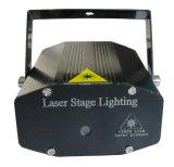 熱い販売法安いDJのディスコのクリスマスの小型レーザー光線4パターン効果