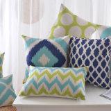 Coperchi di tela del cuscino dello strato del cotone poco costoso del fornitore per la casa