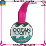 Medalla de 2017 metales para el regalo corriente de la medalla del maratón