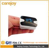 携帯用OLED指の指先のパルスの酸化濃度計SpO2の酸素機械Candice