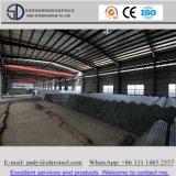 Galvanizado en caliente de tubos de acero para el transporte del agua
