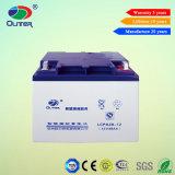 Bateria acidificada ao chumbo funcional da garantia de comércio 38ah 12V