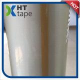 De witte Isolerende Band van de doek van het Glas met de Kleefstof van het Silicone