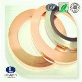La bande en bronze plaquée en métal Agsno2 favorable à l'environnement avec RoHS a reconnu