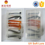 128mm Länge UV einschließlich weichen Köder
