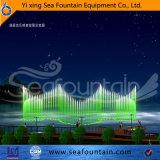 Lago superior grade que flota la fuente de la boquilla de la música 3D