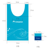 Hete Verkopende Opnieuw te gebruiken Nylon Polyester die Vouwbare het Winkelen van de Handtas Zak vouwen
