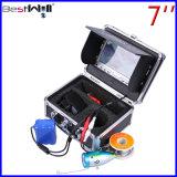 Der Unterwasserdes fischen-Kamera-7 '' Kabel 7ls Digital-Bildschirm-15-80m